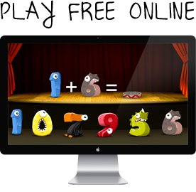 Play math monsters free online